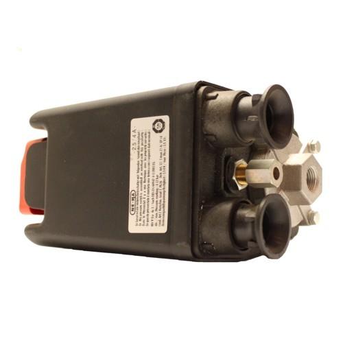 Nema Druckschalter - 400 V - 10 bar - 2,5-4 A - 1/4 Zoll IG