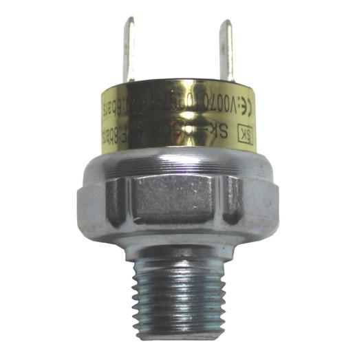 Micro Druckschalter - 230 V - 8 bar - 2 KW - 1/4 Zoll AG