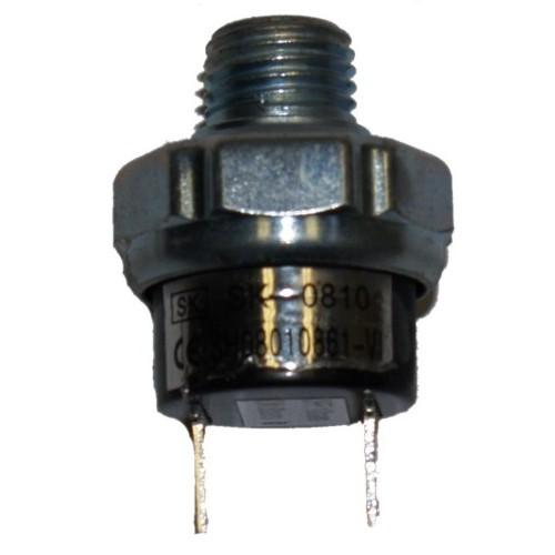 Micro Druckschalter - 230 V - 10 bar - 2 KW - 1/4 Zoll AG