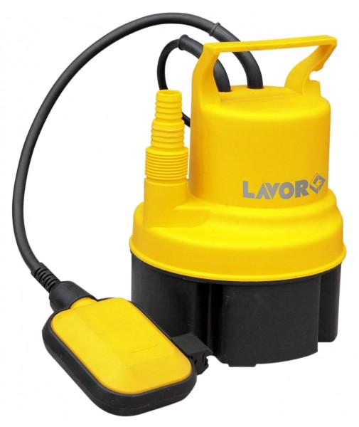 Lavor Wassertauchpumpe Flachsaugpumpe klar EDP 5000