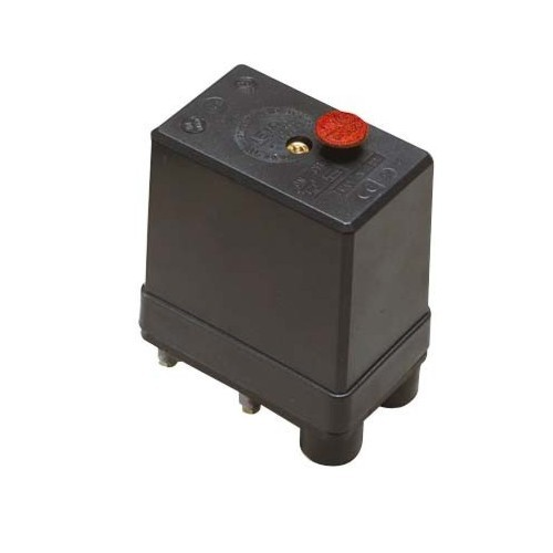 Nema Druckschalter - 230 V - 10 bar - 3/8 Zoll IG - 3 Abg. 1/4 Zoll IG