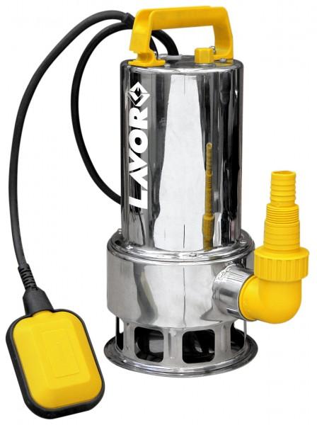 Lavor Schmutzwasserpumpe mit INOX Gehäuse EDS-PM 12500
