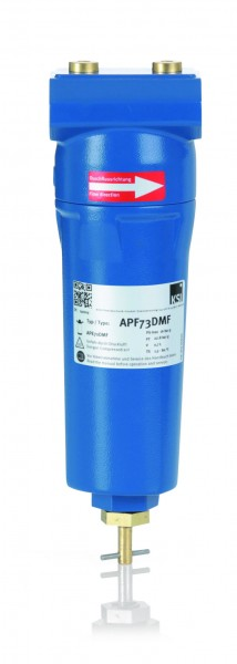 "VI-LO Industrie Mikrofilter VLF23VF25, Leistung: 35m³/h, Anschluss: G1/4"""