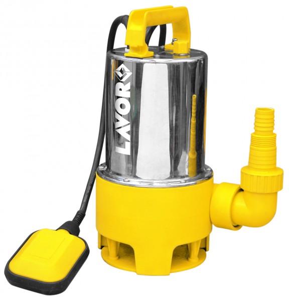 Lavor Schmutzwasserpumpe aus Edelstahl EDS-M 15000